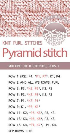 How to Knit the Lattice Cable Stitch Pattern with free knitting pattern and video tutorial by Studio Knit Knit Purl Stitches, Knitting Stiches, Knitting Charts, Knitting Patterns Free, Free Knitting, Crochet Patterns, Knitting Tutorials, Pattern Sewing, Free Pattern