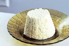 Ricotta spread with herbs and lemon – Recipes – Bite Lemon Recipes, Ricotta, Starters, Vanilla Cake, Appetizers, Herbs, Bread, Cheese, Dishes