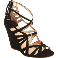 Have these and they are beyond comfortable and great for a strappy wedge when you don't want heels.