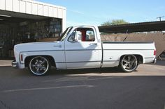 1978 CHEVY TRUCK BAGGED