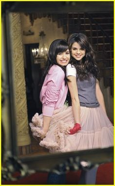demi and selena one and the same