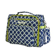I love this Ju-Ju-Be B.F.F. Versatile Messenger and Backpack Diaper Bag with Insulated Bottle Pockets, Royal Envy Ju-Ju-Be,http://www.amazon.com/dp/B00B99QXMU/ref=cm_sw_r_pi_dp_Z6yEsb077AQ32E82- a must have!