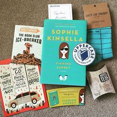 Uppercase Box | Young Adult Book Subscription Box | Best Young Adult Books
