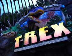 Does T-Rex at Downtown Disney participate in the Dining Plan? Click to read our answer!