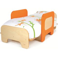a practical long lasting bed that can easily be transformed into a chair http
