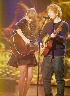 w/Ed Sheeran - Britian's Got Talent