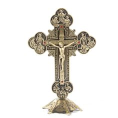 Item Diameter: 8 cm Item Height: 23 cm Item Length: 8 cm Item Weight: 50 g Item Width: 8 cm Product Features: Religious statues - Crucifix