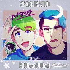 SPACE credit to @shuploc for original
