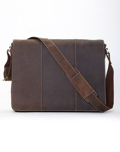 A classy messenger bag that won't make you look like you're carrying a purse. Head to Danier to save 10 bucks when you spend 50 or more until Jun 30, 2012.