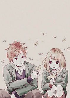 Orange manga by Ichigo Takano