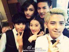 Seventeen Jun, Wen Junhui, Drama, Chinese, Artists, Group, Film, Board, Movie
