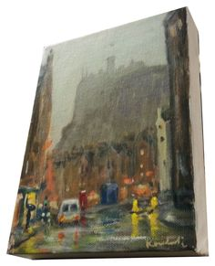 Glasgow, Painting, Art, Art Background, Painting Art, Kunst, Paintings, Gcse Art