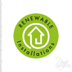 Logo design for Renewable Installations, Auckland, NZ