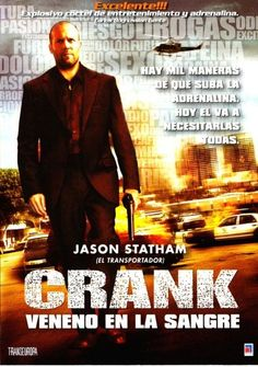 Crank 1 (2006) [DvdRip Latino] [Acción] - CineFire.Tk