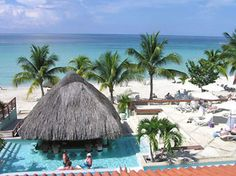 Couples Swept Away. Negril, Jamaica...honeymoon