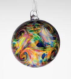 Artful home christmas ornaments