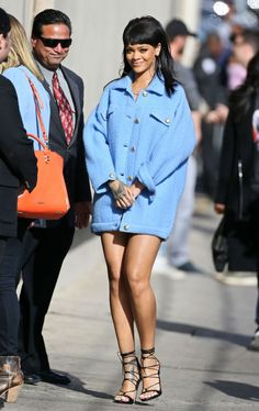 Out in Los Angeles. See all of Rihanna's best looks.