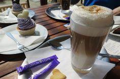 Domácí poklady: Levandulová kavárna