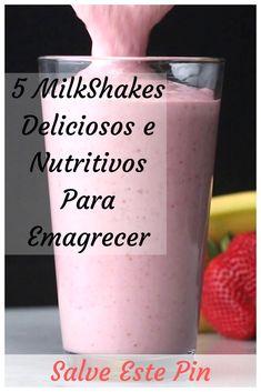 Shake Diet, Diet Drinks, Fun Drinks, Easy Healthy Breakfast, Healthy Eating, Dieta Flexible, Diet Recipes, Healthy Recipes, Losing Weight Fast