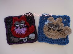 145 fantastiche immagini su crochet piastrelle crochet squares