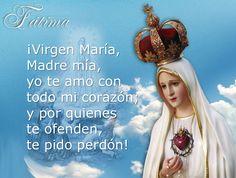 #virgen #maría #VirgendeFatima