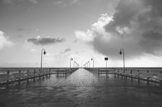 ❕ Benches black and white boardwalk bridge - new photo at Avopix.com    🏁 https://avopix.com/photo/53739-benches-black-and-white-boardwalk-bridge    #pier #support #bridge #sea #device #avopix #free #photos #public #domain