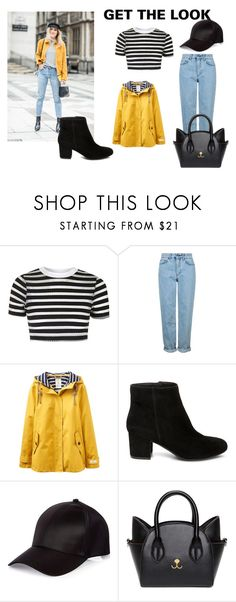 """Get the look"" by akidesekerii on Polyvore featuring moda, Topshop, Joules, Steve Madden ve River Island"