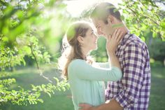 Kimbry Studios Blog: >>Dustin+Sheree>> Rexburg Engagement Photography: The color mint and gorgeous sunsets