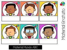 Page Borders, Baby Cartoon, Clip Art, Classroom, Comics, Creative, Ideas, Portfolio Covers, Virtual Class