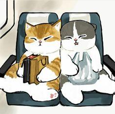Kitten Drawing, Cute Cat Drawing, Cute Animal Drawings, Cute Drawings, Cute Cats Photos, Cute Pictures, Cute Cat Illustration, Cute Kawaii Animals, Animal Doodles