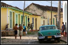 Cuba.  Trinidad, Sancti Spiritus, CU.   Photograph taken on September, 10, 2009  by Alexander Pellegrin, via Flickr.