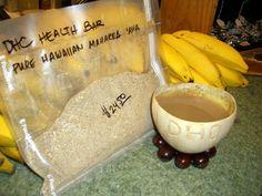 Hawaii Health Bar (kava)