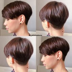 664 Likes, 3 Comments - Kurze Haare Pixie Hairstyles, Pixie Haircut, Cute Hairstyles, Undercut Pixie, Short Hair Cuts For Women, Short Hairstyles For Women, Short Pixie, Pixie Cut, Curly Pixie