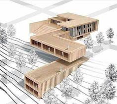 Outstanding modern architecture model that inspire 05