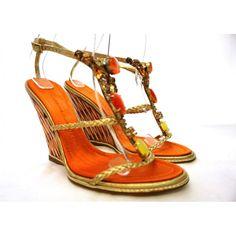 Sandalias cuñas #GUISEPPEZANOTTI DESIGN