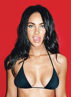 A picture collection of the actress and model Megan Fox. A picture collection of the actress and model Megan Fox. - Celebrities, Girls - Check out: Sexy Pics of Megan Fox on Barnorama Megan Fox Sexy, Megan Fox Fotos, Megan Denise Fox, Megan Fox Style, Terry Richardson, Covergirl, Beautiful Celebrities, Beautiful Women, Gq Magazine Covers