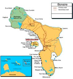 Bonaire! We totally jeep-fucked this island, then the island fucked our jeep :S
