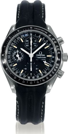 The Omega Speedmaster Day Date... The watch with a lineage...