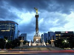 Mexico DF- My city, my home, my heart.