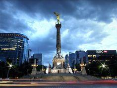 El Ángel, Mexico DF