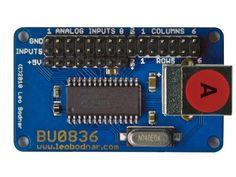 BU0836A 12-Bit Joystick Controller