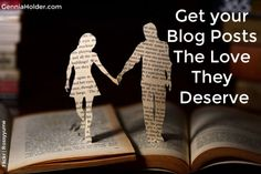 Have you ever heard a blog post talk?  Listen to her story here . . . #storytelling #blogmarketing