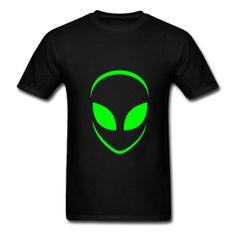 Alien T-Shirt #Tshirt #Alien #GreyAlien #Extraterrestrial #ToswellNM Classic-cut standard weight t-shirt for men, 100% pre-shrunk cotton, Brand: Gildan