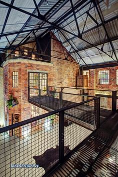 Location Works: lofts and conversions