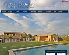 Site internet sur mesure:  http://www.proprietesdeprovence-sothebysrealty.com/ Aix-en-Provence - Tel. +33 - (0)442 27 82 75 St-Rémy-de-Provence - Tel. +33 - (0)432 60 15 77