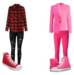 """Untitled #189"" by fashon-crazy-love ❤ liked on Polyvore featuring Converse, adidas, Armani Jeans and Emilio Pucci"