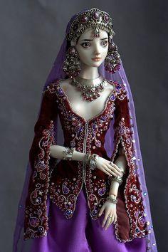 "༻⚜༺ ❤️ ༻⚜༺ ""IMPERIAL CONCUBINE"" | Doll•icious Beauty | ENCHANTED DOLLS // By Marina Bychkova ༻⚜༺ ❤️ ༻⚜༺"