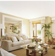 The One Thing to Do for A Love Beige Color For Your Living Room Ideas – homedecorsdesign Living Room Themes, Beige Living Rooms, Living Room Colors, Small Living Rooms, Home Living Room, Living Room Designs, Indian Home Interior, Indian Home Decor, Home Interior Design