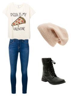 """Untitled #35"" by rachiekitty ❤ liked on Polyvore featuring Frame Denim, Sole Society, women's clothing, women, female, woman, misses and juniors"