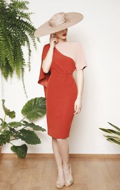 Sandy | Cherubina - Moda, tocados y mucho más